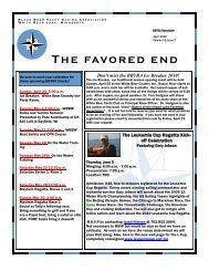 Favored End 14-2 - Black Bear Yacht Racing Association