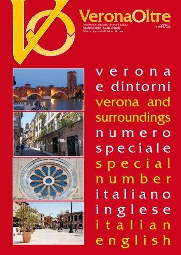 Verona ltreAnnO 1 - Iperedizioni.it