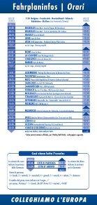 Fahrplaninfos | Orari - Page 5
