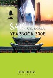 The Lee Myung-bak Revolution - US-Korea Institute at SAIS