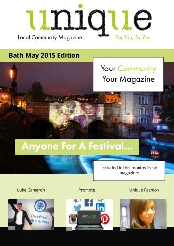 Unique Bath May 2015