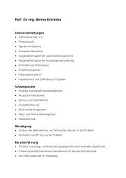 Vita und Publikation (PDF) - Sky Lounge Sky Lounge