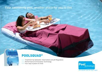 POOLSQUAD® - Pool Technologie