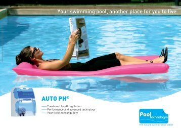 AUTO PH® - POOL TECHNOLOGIE