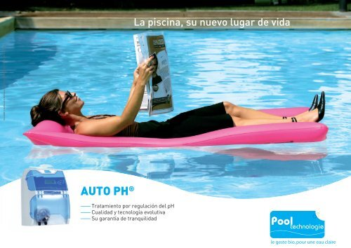 AUTO PH® - POOL TECHNOLOGIE