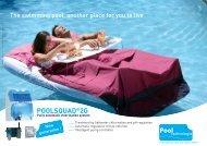 POOLSQUAD®2G - Pool Technologie
