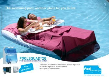 POOLSQUAD®2G - Pool Technologie