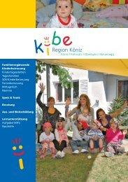 Familienergänzende Kinderbetreuung Kindertagesstätten ...