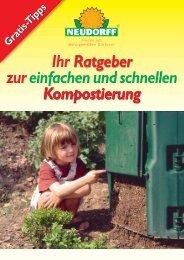 13034 Ratgeber Kompostierung - Neudorff