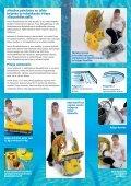 Helppo ja tehokas puhdistus kaiken tyyppisille uima-altaille ... - pirtec - Page 2
