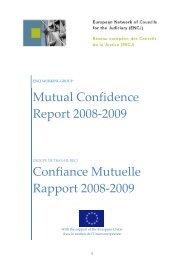 Mutual Confidence Report 2008-2009 Confiance Mutuelle Rapport ...