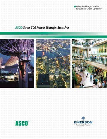 Power Switching & Controls for Business-Critical Continuity - Oakley ...