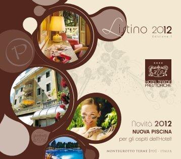istino 2012 - Terme Preistoriche
