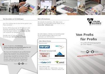 Von Profis für Profis - HEYTex