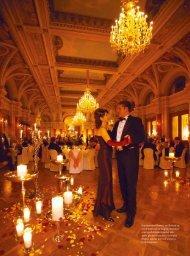 Repräsentativer Bankett- und Ballsaal im Grand ... - hoteljournal.ch