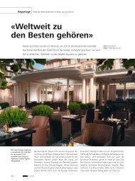 34 RE_BaurLac HO 6_2009:HO - Schweizer Hoteljournal