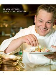 Frank Widmer (Park Hyatt ZüricH) - hoteljournal.ch