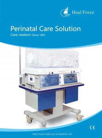 Inkubator dan Warmer Bayi