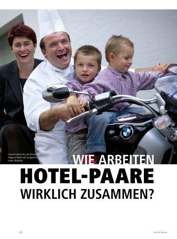 WIE ARBEITEN WIRKLICH ZUSAMMEN? - Hoteljournal