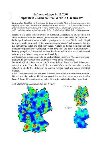 14.12.2009 - Garmisch-Partenkirchen Informationen & Dienste