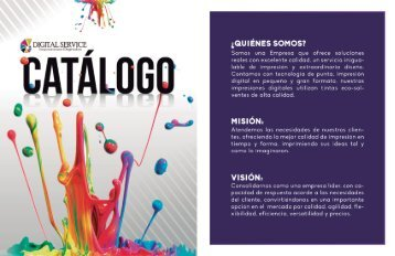 Catalogo Digital Service