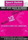 Markenartikel Kriens - Sport Outlet - Seite 2
