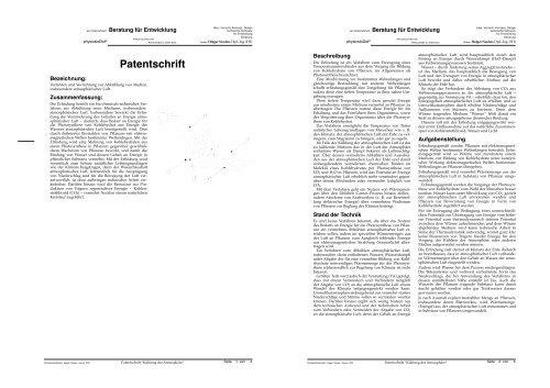 Verfahren und Vorrichtung zur Abkühlung von ... - physicstoDot
