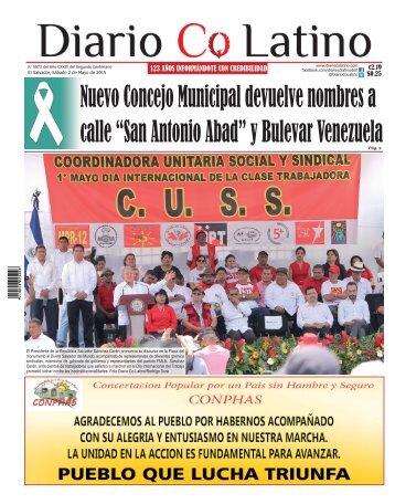 Edición 02 de Mayo de 2015