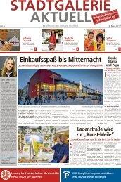 Kunst-Kreativ-Tage - STADTGALERIE,  Schweinfurt