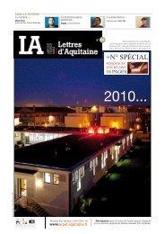 LA86-ok:Mise en page 1 - Écla Aquitaine - Conseil Régional d ...