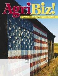 Oct., Nov., Dec. - South Carolina Agricultural Education