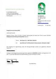 zur Einladung / Tagesordnung - Stadtverband für Sport Homburg