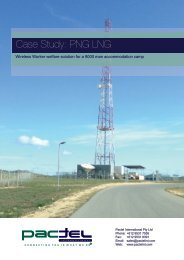 Download PNG LNG Case Study - Pactel International