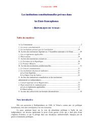 Droit administratif_Institutions constitutionnelles états ... - Juriscope