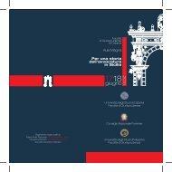 progr - L'Agenda - Università degli Studi di Catania