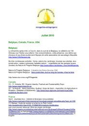 Juillet 2010 - Organic-E-Publishing-International