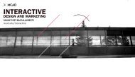 Interactive Design and Marketing Online Brochure (PDF)