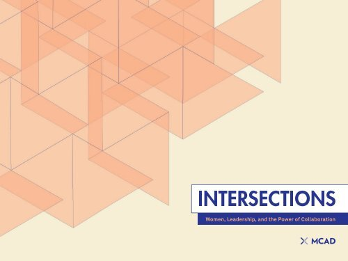 Intersections Exhibition Catalog (PDF) - Minneapolis College of Art ...