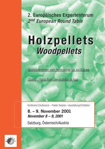8. – 9. November 2001 November 8