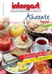Akzente_Spezial_Frühstück - Intergast