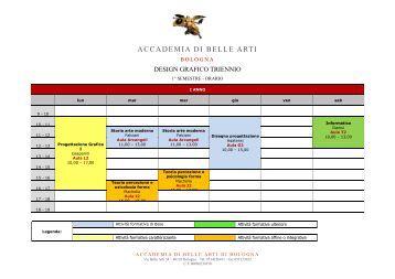 Candini tecniche grafiche sperimentali biennio 12 13 for Accademia belle arti design