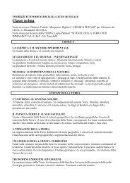 S.U. Economico Sociale e Musicale - Liceo Statale C. Montanari