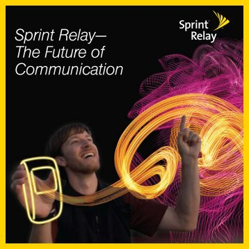 Sprint Relay— The Future of Communication - Relay South Carolina