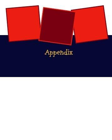 Appendix - Stenhouse Publishers