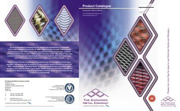 ip44 cover.indd - The Expanded Metal Company
