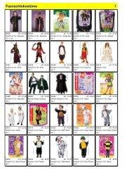 1 Fasnachtskostüme - Bazar-Shop.ch