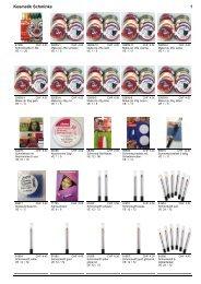 Kosmetik Schminke 1 - Bazar-Shop.ch