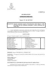 C O P I A - Comune di Calenzano