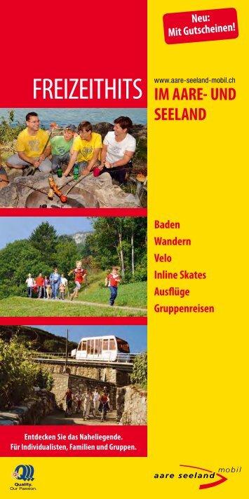 IM AARE - Oberaargau Tourismus