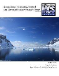 International MCS Network Summer 2013 Newsletter (PDF, 2.2MB)